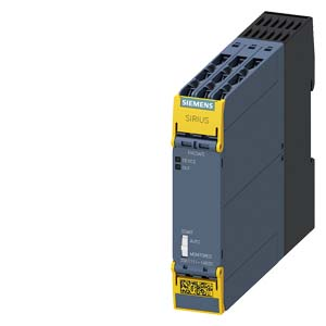Safety Relay Std 3NOch + 1NC 24vAC/DC