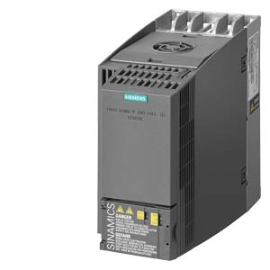 G120C Inv 7.5kW(VT)/5.5kW(CT) USS/MB 6DI 2DO 1AI 1AO STO Filtered